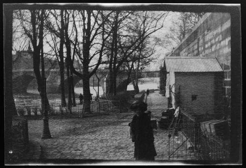 Anni Simberg Pariisissa