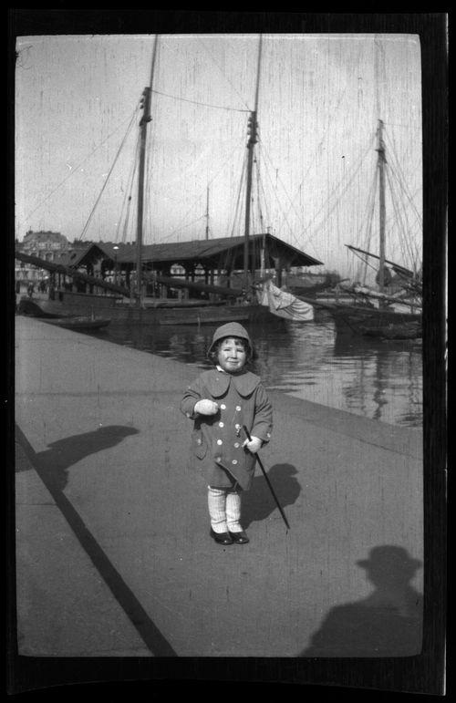 Tom Simberg Eteläsatamassa