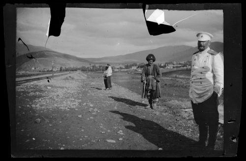 Trans-Kaukasian rautatien tarkastus