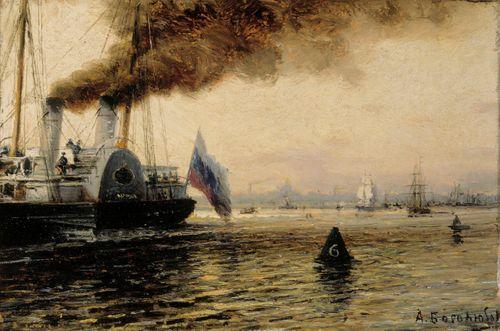 Kronstadtin ankkuripaikka