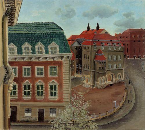 Ratakadun koulu Helsingissä