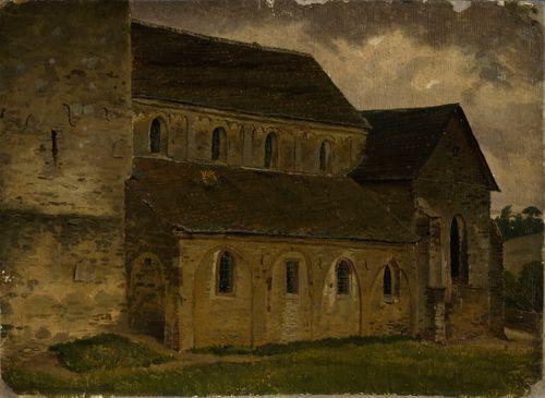 Erkrathin kirkko, harjoitelma
