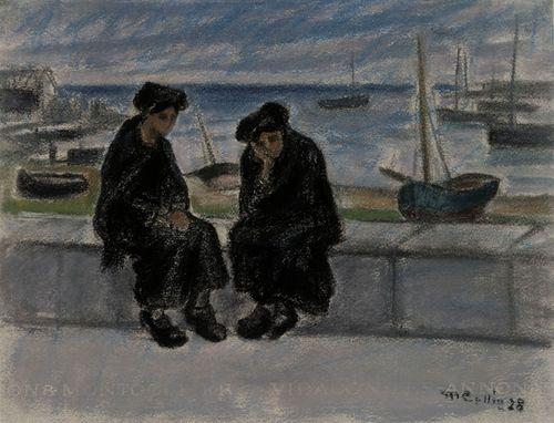 Kaksi naista Bretagnesta