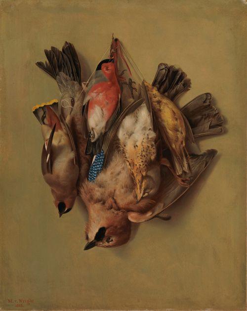 Riippuvia lintuja