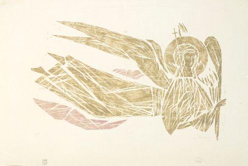 Liitelevä enkeli (Siunaava enkeli)