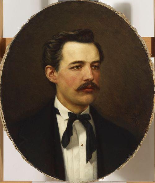 Karl Emanuel Janssonin muotokuva