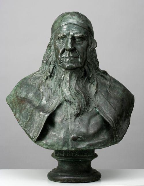 Professori Anders Fryxellin (1795-1881) muotokuva