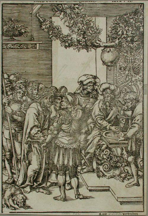 Pilatus pesee kätensä