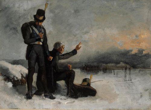 Kohtaus Suomen sodasta
