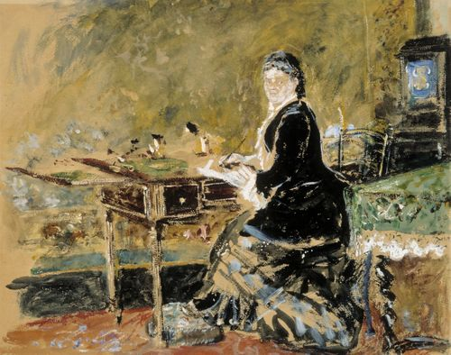 Rouva Caroline Schloss