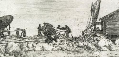 Kalastajaveneitä