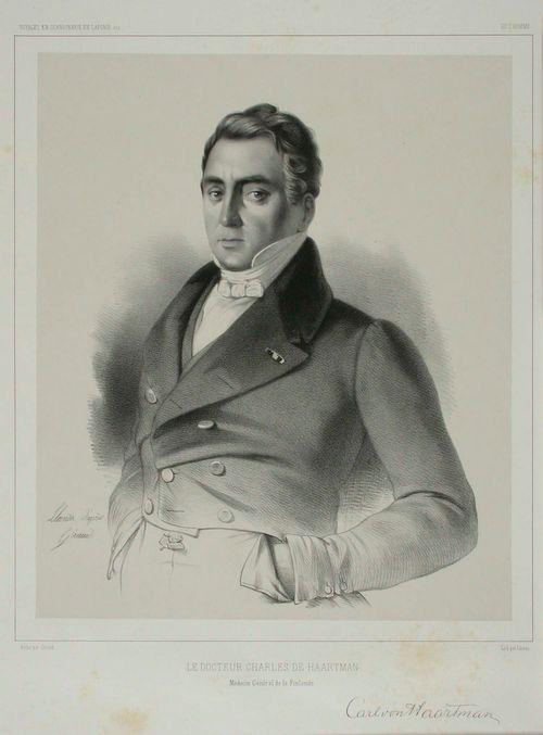 Tri Carl von Haartmanin muotokuva