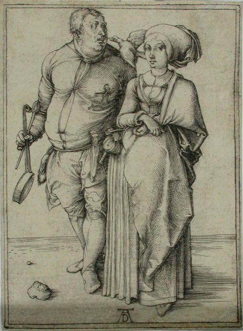 Kokki ja hänen vaimonsa