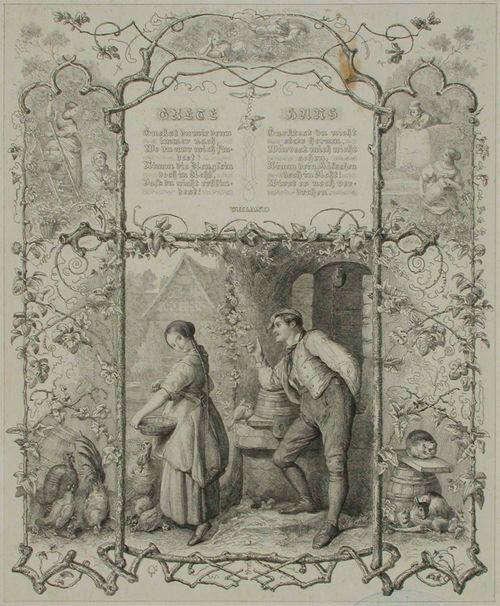 Runokuvitus, Grete Hans, Uhlandin runo