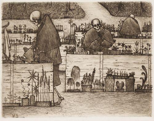 Kuoleman puutarha