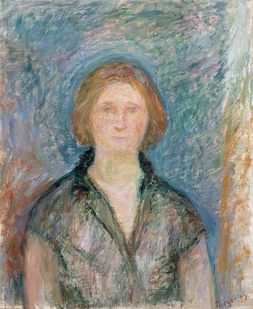 Naisen kuva