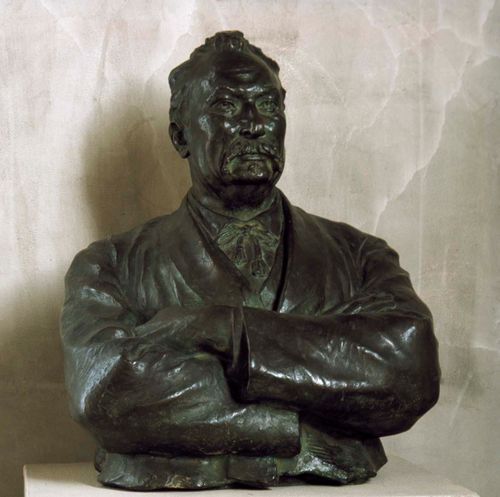 H. F. Antellin muotokuva