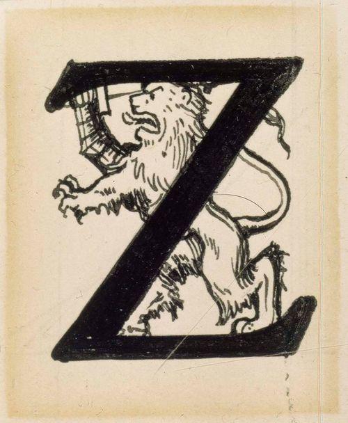 Luutnantti Ziden-runon alkukirjain Z