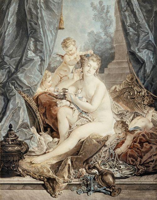La Toilette de Vénus