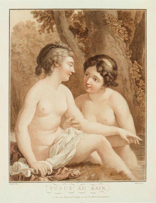 Venus kylvyssä