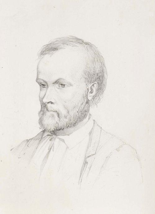 Aleksis Kiven muotokuva