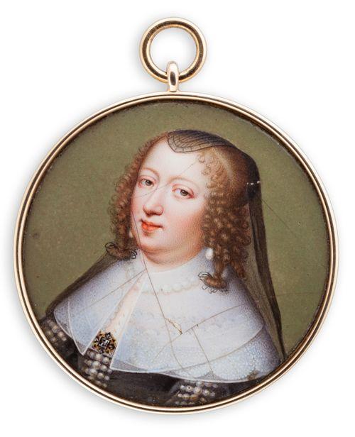 Anna Itävaltalainen, Ranskan kuningatar