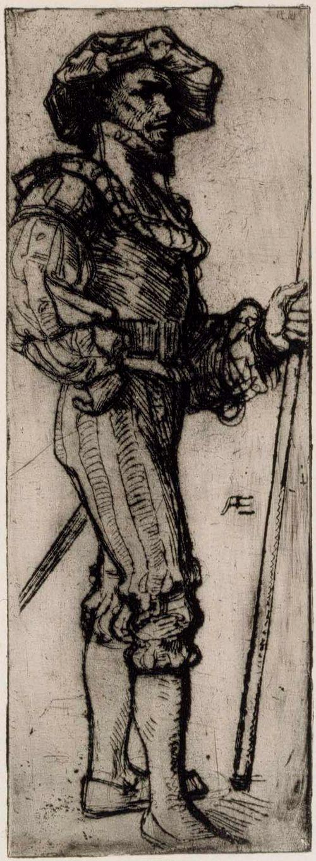 Airut 1500-luvun puvussa
