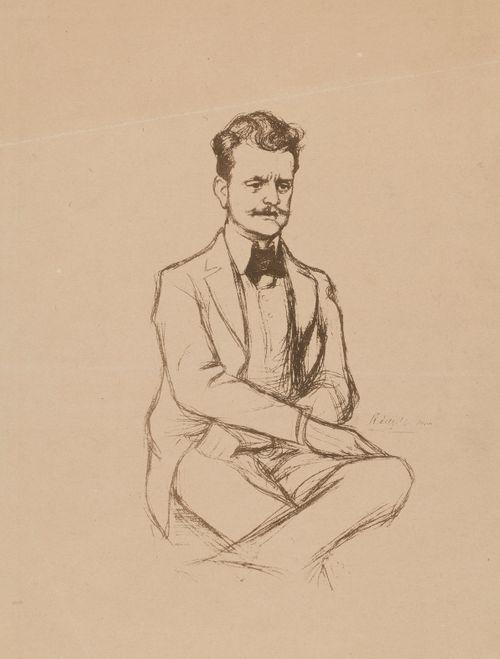 Jean Sibeliuksen muotokuva
