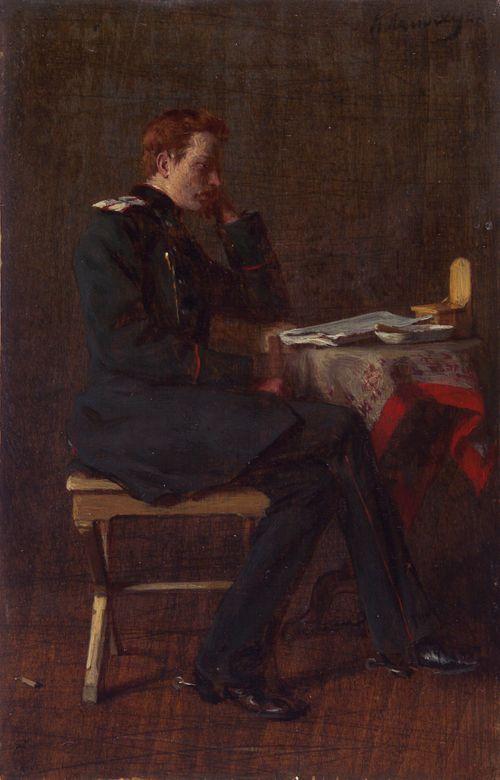 Andrei Igelströmin muotokuva