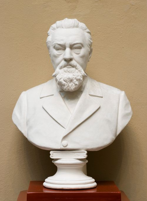 Bust of The Architect Theodor Höijer