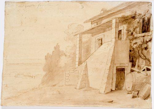 Maisema, Grottaferrata