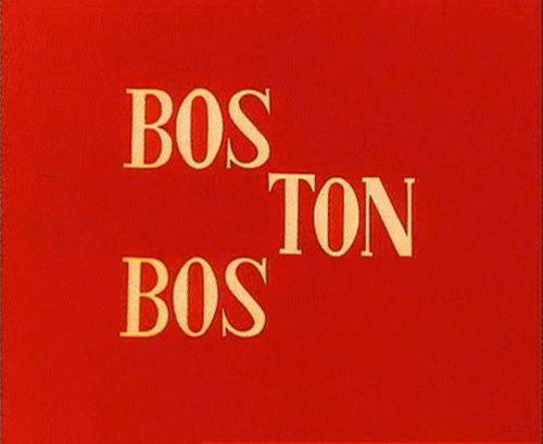 Kokeellisia mainoselokuvia: Boston