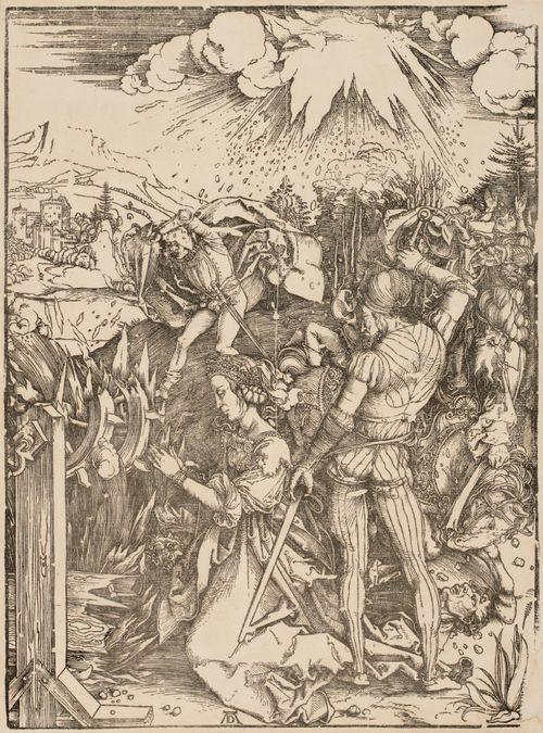 P. Katariinan marttyyrikuolema