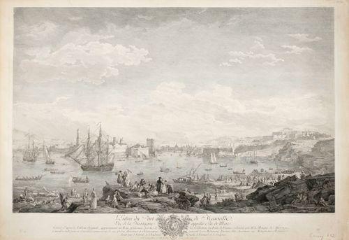 Marseillen sataman suu