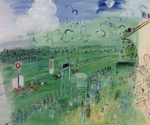 Deauvillen kilpa-ajorata