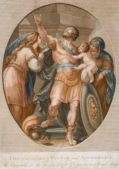 Hektorin ja Andromaken jäähyväiset