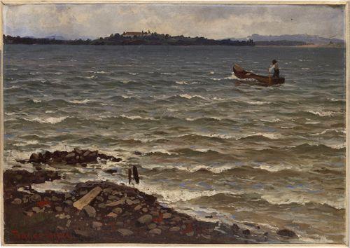 Landscape, Fraueninsel
