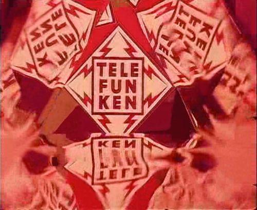 Kokeellisia mainoselokuvia: Telefunken