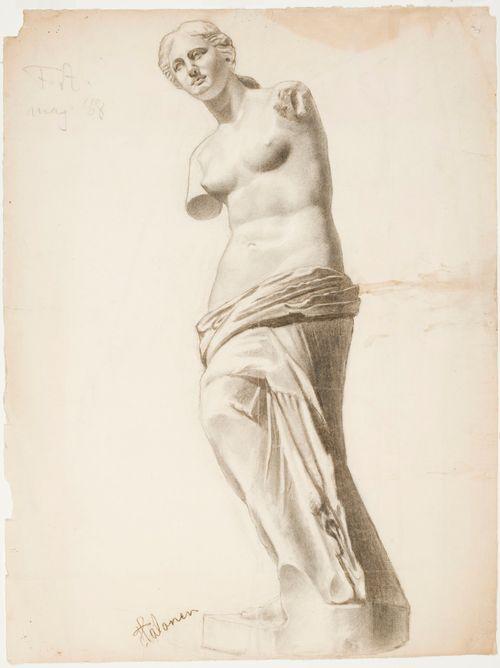 Melolainen Afrodite, kipsivalos