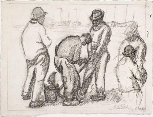 Työmiehiä