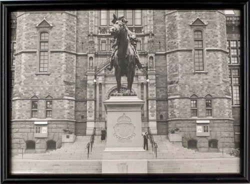 Päivä Tukholmassa