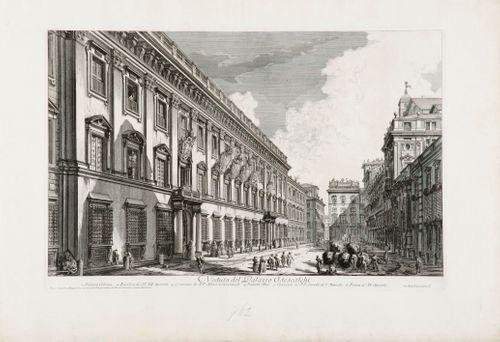 Veduta del Palazzo Odescalchi (Palazzo Odescalchi Roomassa)