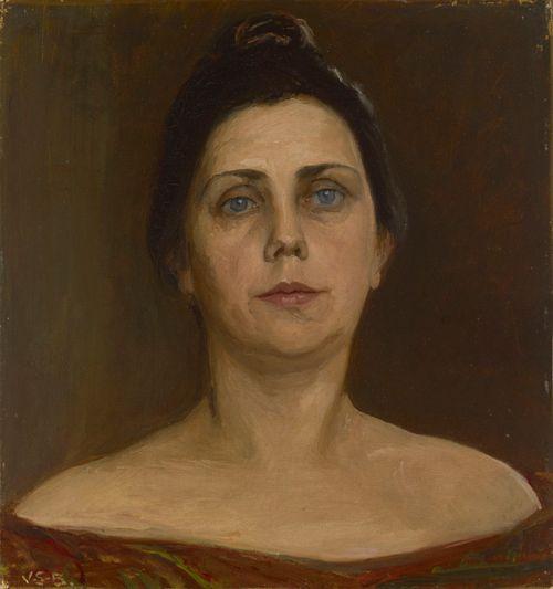 Sigrid af Forsellesin muotokuva