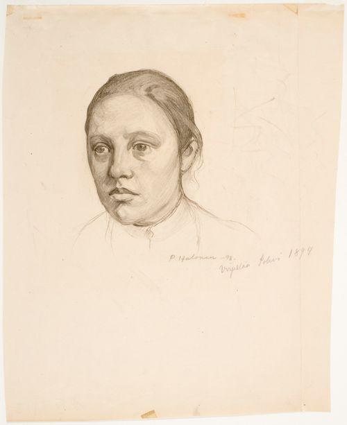 Virpelän Sohvi (taiteilijan sisar)