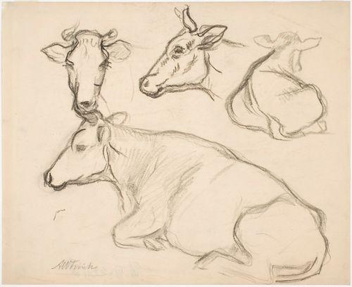 Lehmäharjoitelmia