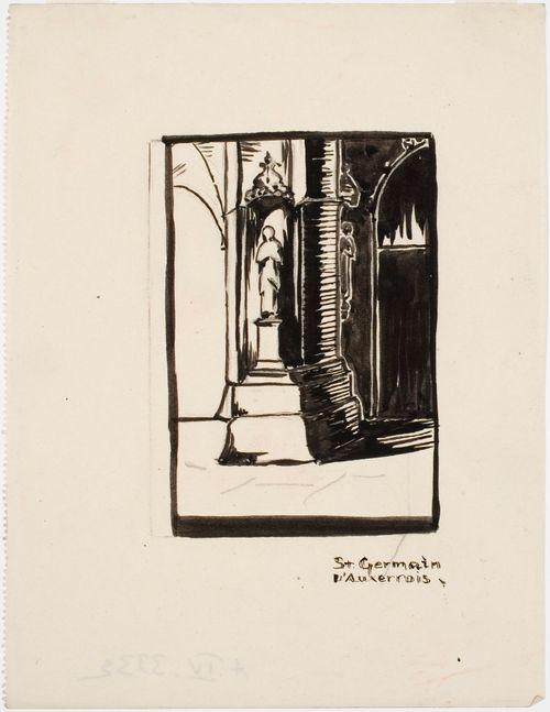 St.Germain -kirkosta