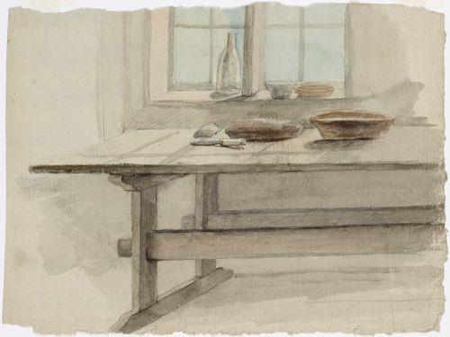 Sisäkuva keittiöstä