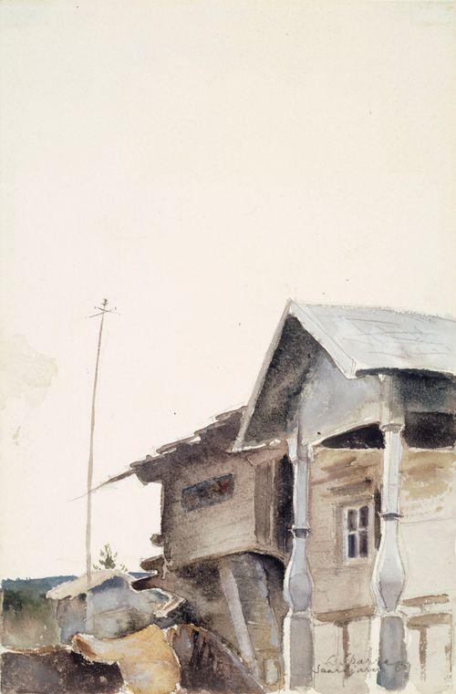 Vanhoja rakennuksia