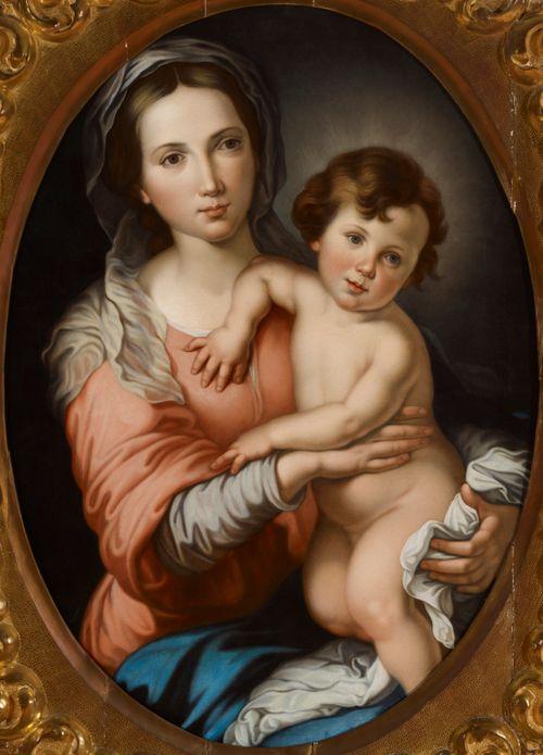 Neitsyt Maria ja lapsi