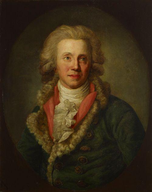 Näyttelijä Christian Wilhelm Opitz